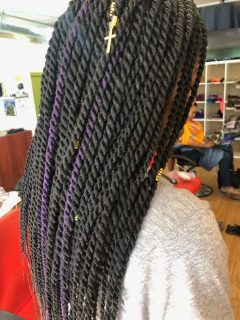 Braids Twists Cornrows Faux Locks San Francisco Bay